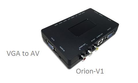 Orion-V1